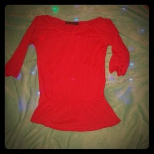 Womens Outback Red blouse